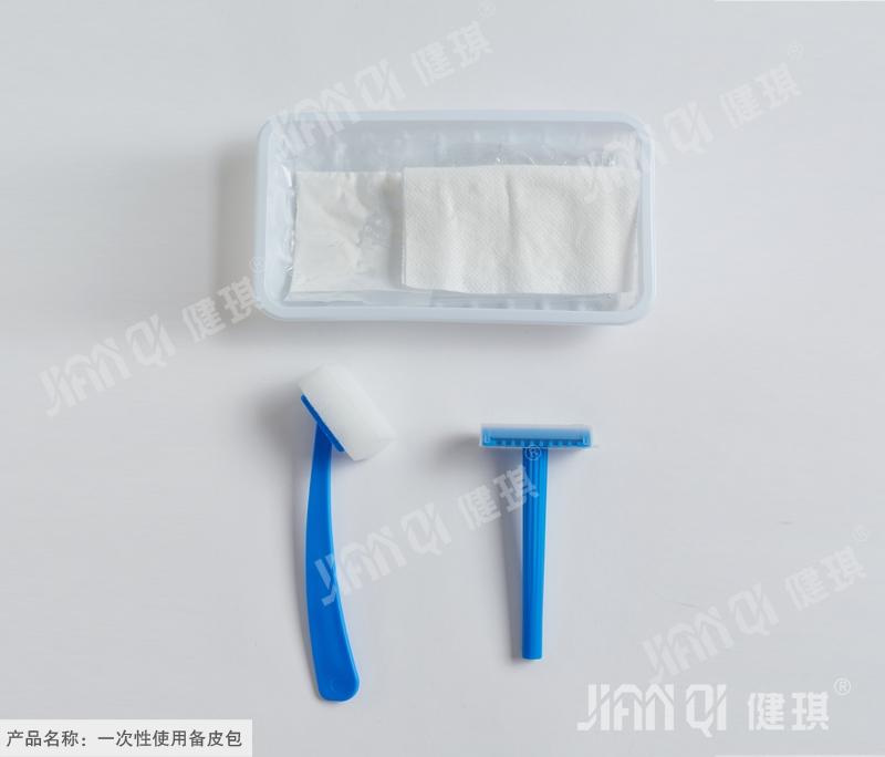 Disposable Skin Preparation Kit